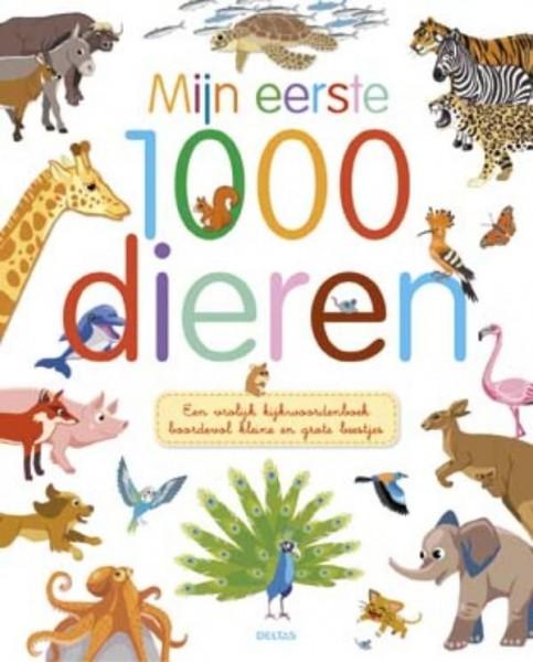 Boek Mijn Eerste 1000 Dieren