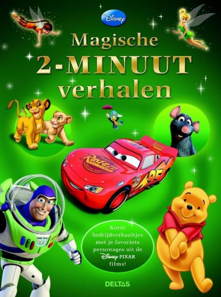Disney magische 2-minuutverhalen
