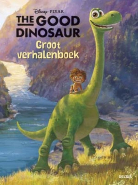 Disney Groot Verhalenboek The Good Dinosaur...
