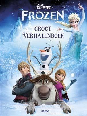 Disney Frozen Groot Verhalenboek