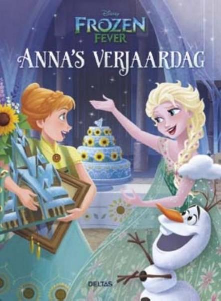 Disney Frozen Fever Anna's verjaardag