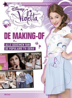 Disney violetta the making of