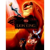 Disney The Lion King Verhalenboek