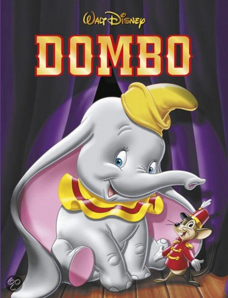 Boek Disney Dombo