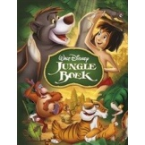 Boek walt disney  jungle boek