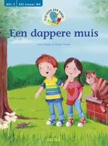 Tijd voor een Boek Een dappere muis AVI M4