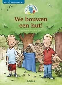 Tijd Voor Een Boek We Bouwen Een Hut!
