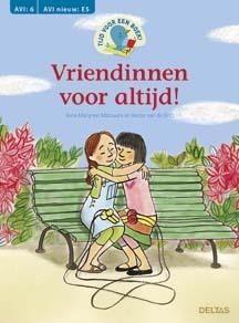 Tijd Voor Een Boek Vriendinnen Voor Altijd