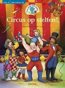 Deltas-Tijd voor een boek-Circus op stel