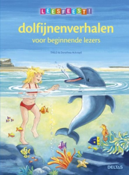 Leesfeest! Dolfijnenverhalen
