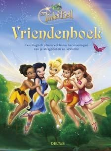Disney Fairies Vriendenboek Tinkerbell