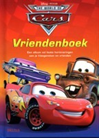 Vriendenboekje cars
