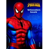 Spiderman spider sense vriendenboek