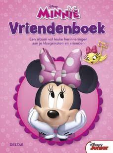 Disney Minnie Vriendenboek