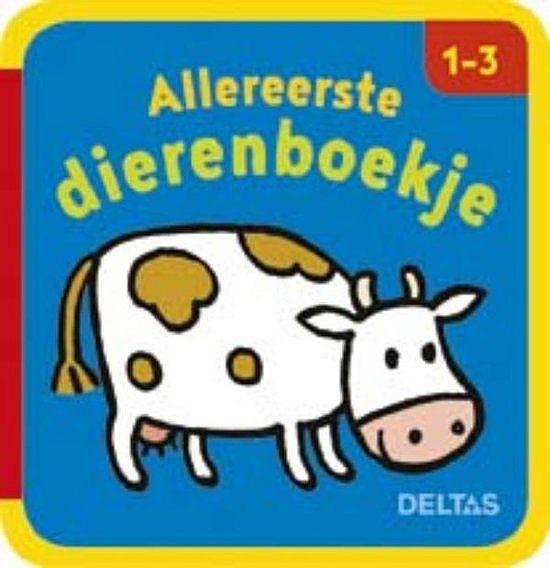 Allereerste Dierenboekje (1-3 jaar)