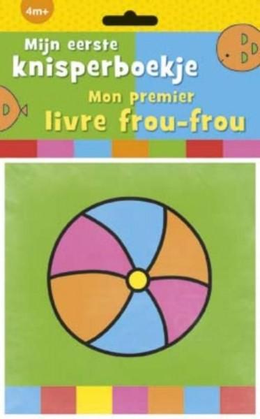 Mijn Eerste Knisperboekje - Mon Premier Livre Frou-Frou