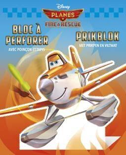 Disney Prikblok Planes