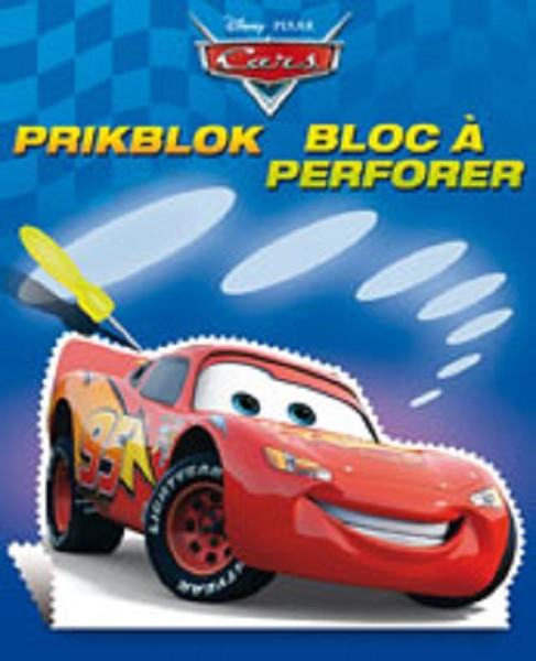 Disney Prikblok Cars