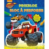 Prikblok Blaze And The Monster Machines