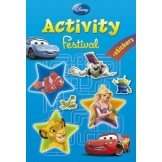 Disney Activity Festival + Stickers