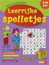 Leerrijke spelletjes boek (8-10 jaar)
