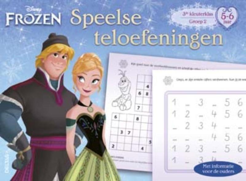 Disney Frozen Speelse Teloefeningen...