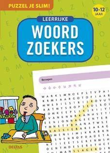 Puzzel je slim! Leerrijke woordzoekers (10-12 jaar)