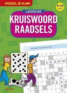 Puzzel je slim! Leerrijke kruiswoordraadsels (-10 jaar)