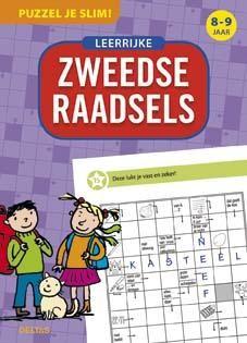Puzzel je slim! Leerrijke Zweedse raadsel (8-9 jaar)