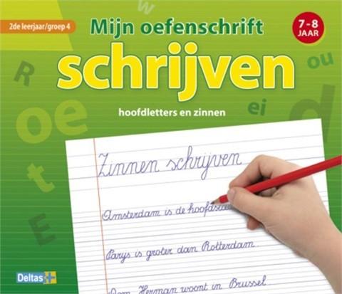 Mijn Oefenschrift Schrijven (7-8 jaar)