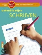 Tijd voor huiswerk - oefenblaadjes (6-7 jaar)