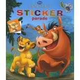 Disney Lion King Sticker fun
