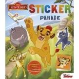 Disney Stickerparade The Lion Guard