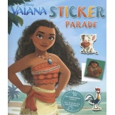 Disney Sticker Parade Vaiana