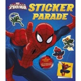 Marvel Ultimate Spider-Man Sticker Parade