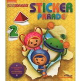 Umizoomi sticker parade