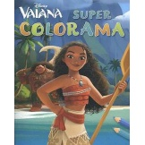 Kleurboek Disney Super Colorama Vaiana