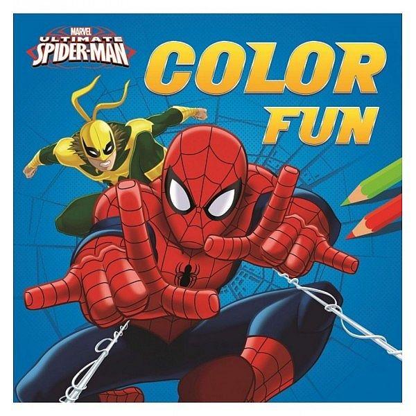 Marvel Ultimate Spider-Man Color Fun Kleurboek