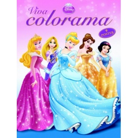 Disney princess viva colorama