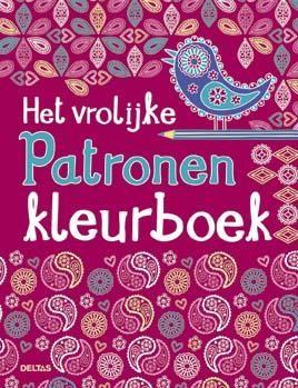 Het Vrolijke Patronen Kleurboek!