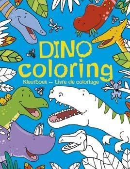 Kleurboek Dino Coloring