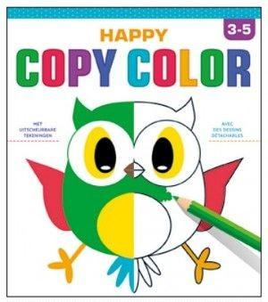 Happy Copy Color (3-5 jaar)