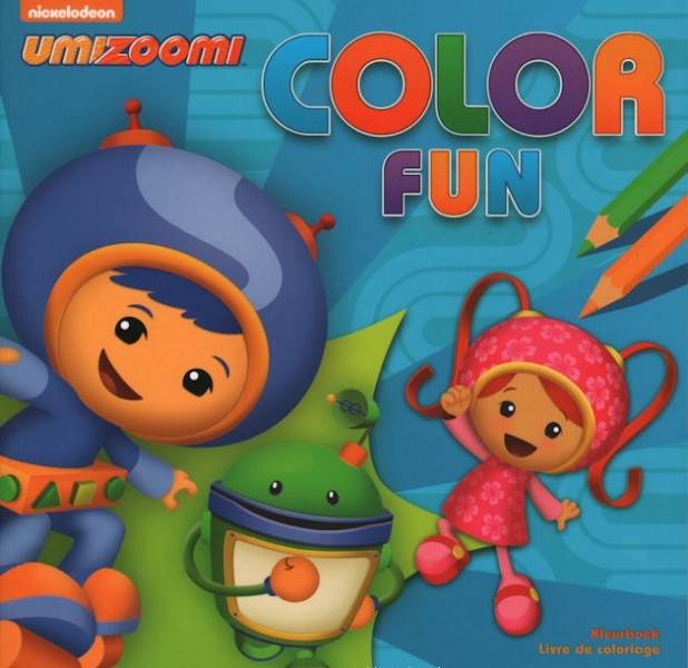 Umizoomi Color Fun
