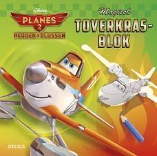 Disney Magisch Toverkrasblok Planes
