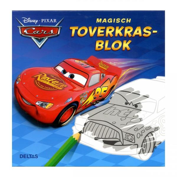 Magisch Toverkrasblok Disney Cars