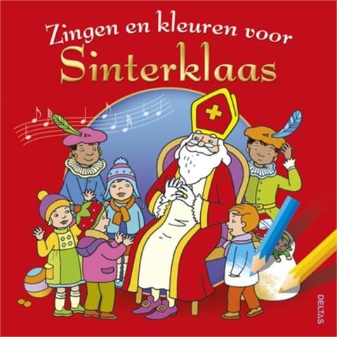 Zingen en Kleuren voor Sinterklaas
