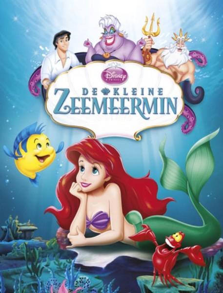Disney De kleine zeemeermin Deltas