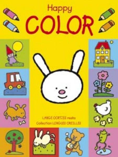Lange Oortjes - Happy Color