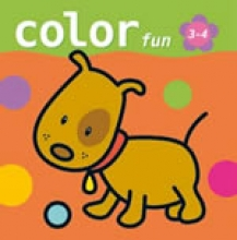 Color fun (3-4 j.)