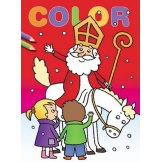 Sinterklaas color